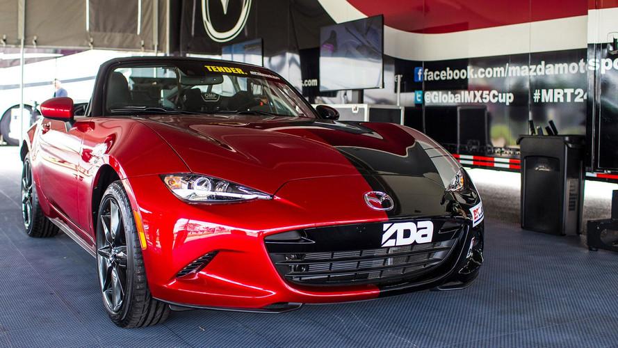 Çift kişilikli Mazda MX-5 Miata