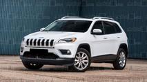Jeep Cherokee 2018 render