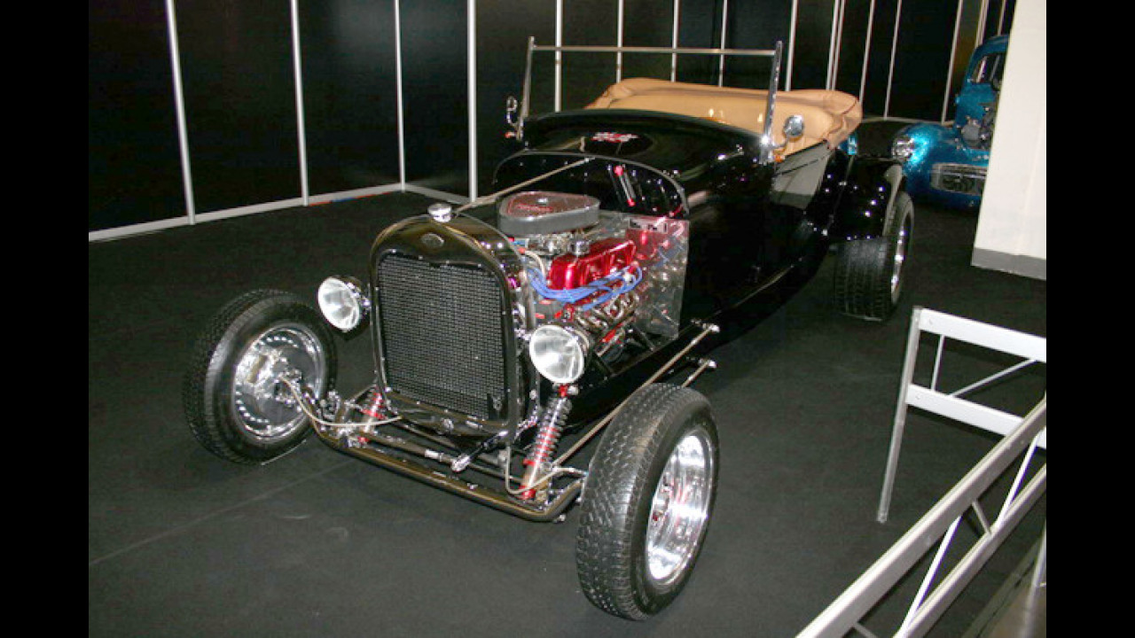 Ford A Roadster