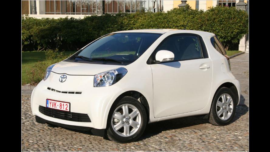 Toyota iQ im Test