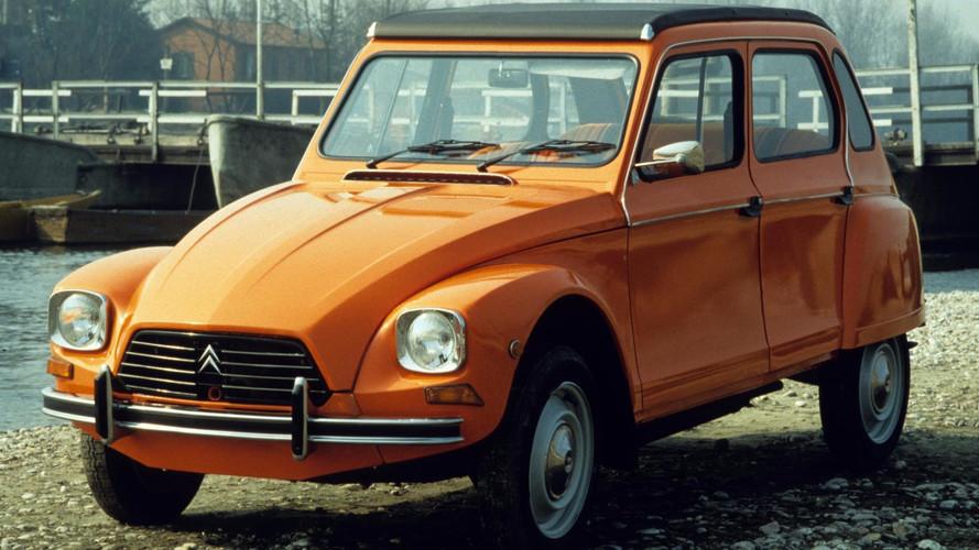 Citroën Dyane 50 ans