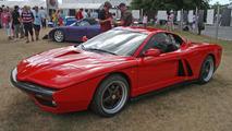 Concept We Forgot: 1993 Ferrari F.Z. 93