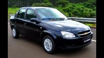 Chevrolet Classic: produção segue na Argentina, mas não virá mais ao Brasil