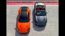 Jaguar F-Type ganha apimentada versão SVR que chega aos 321 km/h