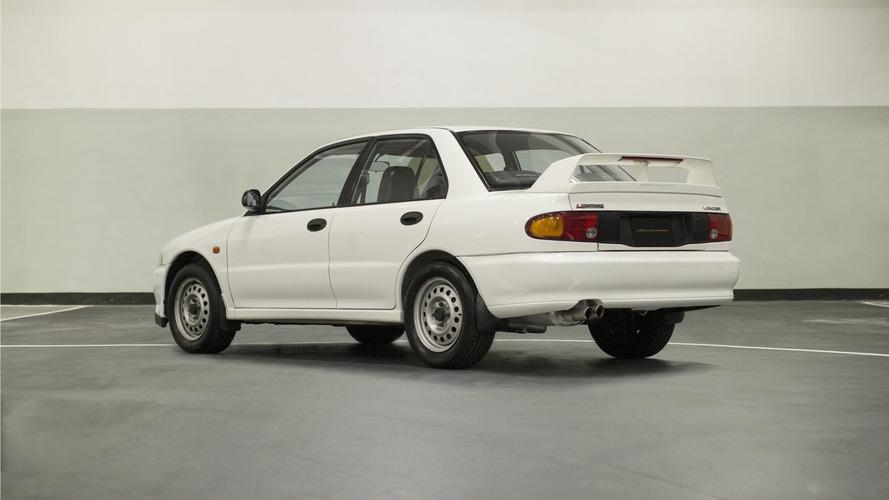 Une Mitsubishi Lancer Evo II RS 1995 à vendre