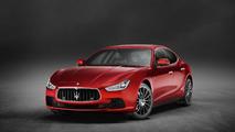 Maserati Ghibli makyajlandı