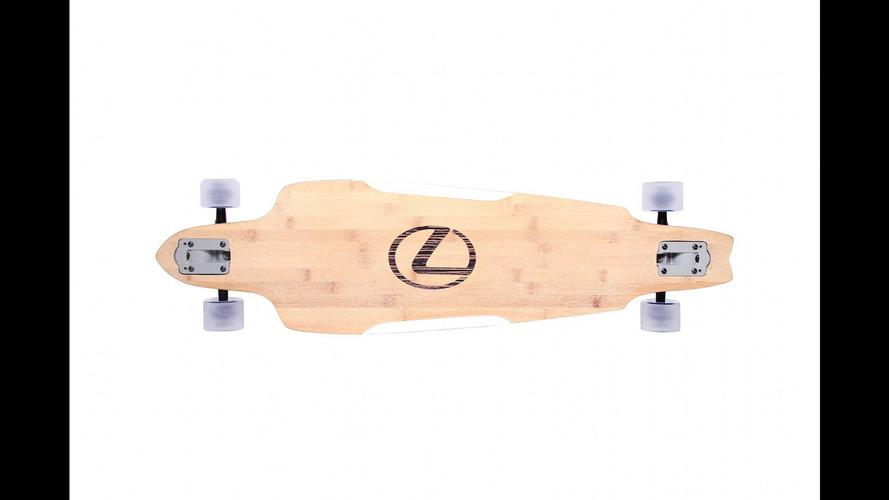 Lexus is now in the longboard business