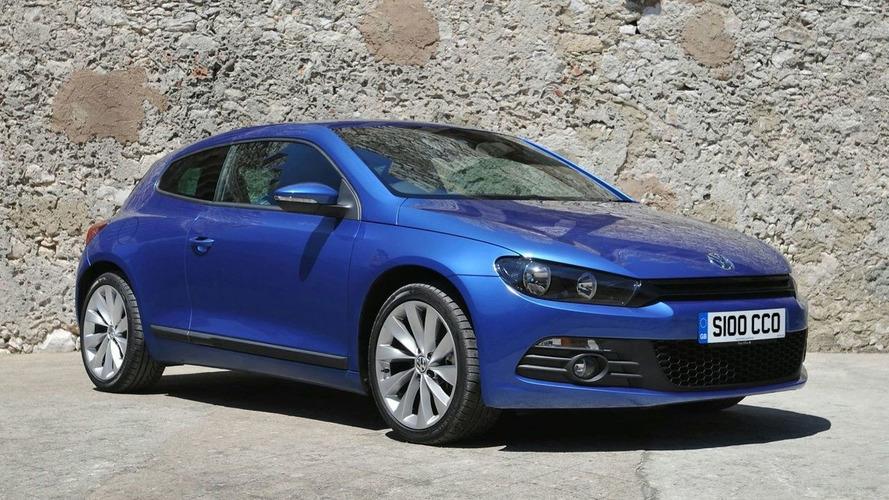 Volkswagen Scirocco Gets More Engines in the UK