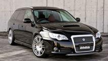 Subaru Legacy by DAMD