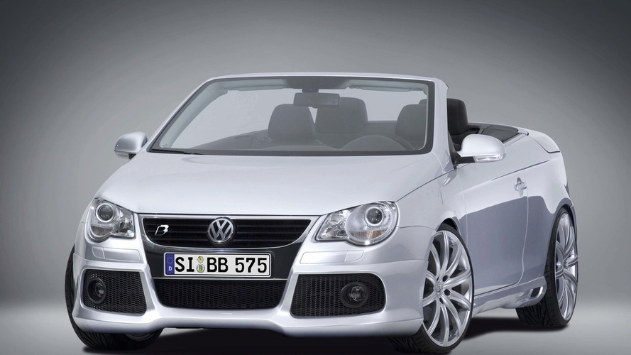 B&B Launches 500hp Kit for VW Eos