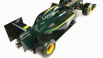 Lotus T127, Lotus Cosworth Racing Launch, 12.02.2010, London, England