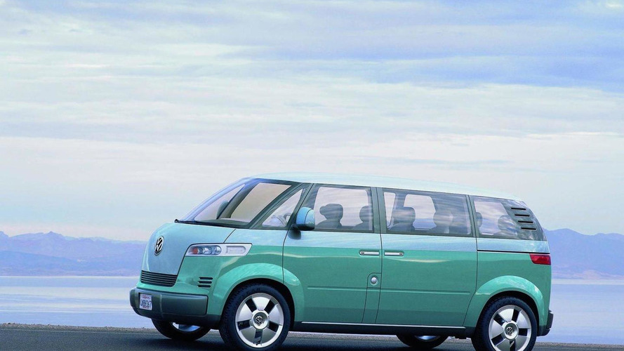 Volkswagen working on new Microbus