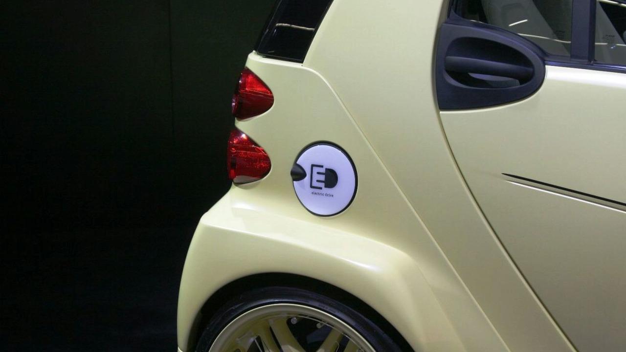 BRABUS Ultimate High Voltage Concept live in Frankfurt