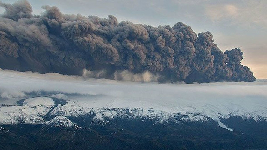 Icelandic volcano affects F1 world in China