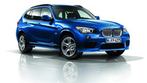 BMW X1 with M-Package, 1200, 20.01.2011