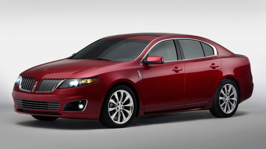 2010 Lincoln MKS with EcoBoost Pricing Starts at $47,760 (US)