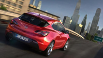 Opel / Vauxhall Astra GTC revealed [video]