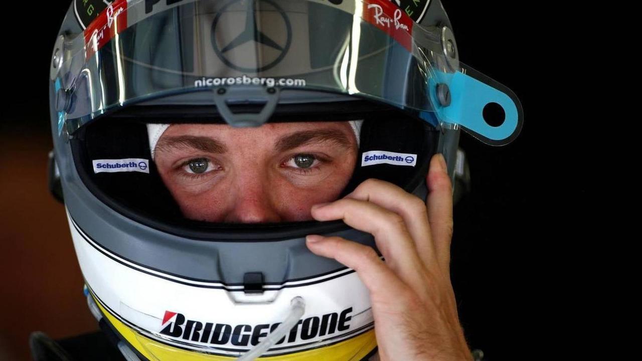Nico Rosberg (GER), Mercedes GP Petronas, Turkish Grand Prix, 28.05.2010 Istanbul, Turkey