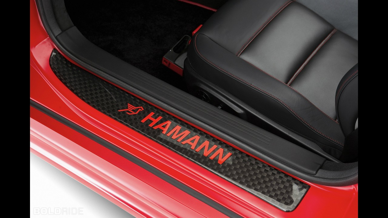 Hamann Hawk Mercedes-Benz SLS AMG Roadster