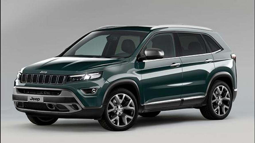 Jeep, il nuovo SUV compatto sta arrivando