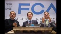 FCA a Wall Street