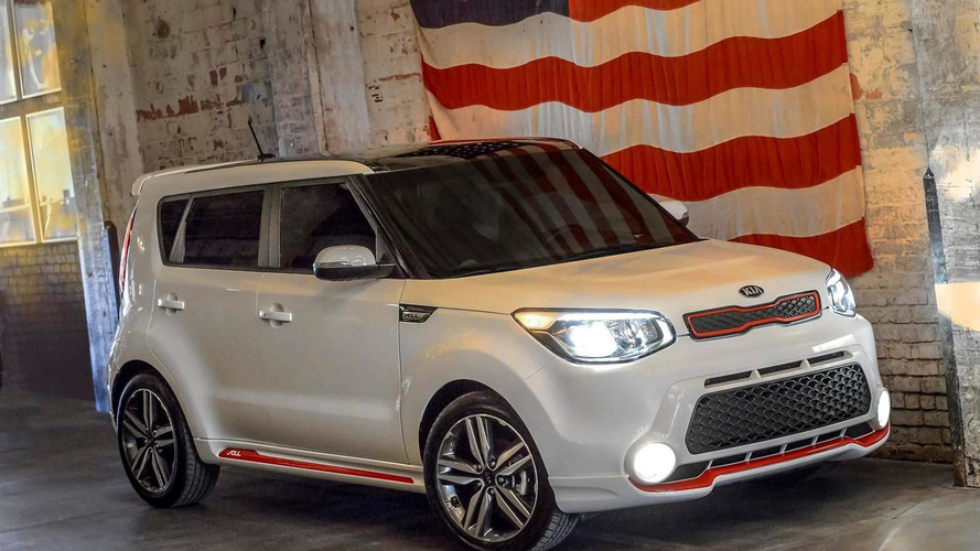 2014 Kia Soul Red Zone special edition announced, inspired by Track'ster concept