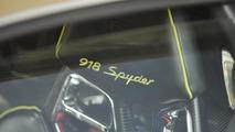 Porsche 918 Spyder at 2013 Goodwood Festival of Speed 15.7.2013