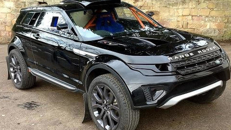Rally-looking Range Rover Evoque is the Milner LRM-1