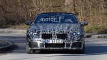 2018 BMW M8 Convertible casus fotoğraf