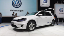 Volkswagen e-Golf restyling al Salone di Los Angeles 005