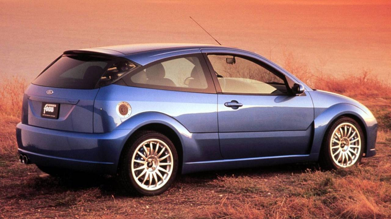 1999 Ford Focus Cosworth konsepti