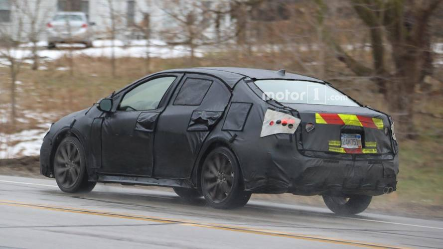 2020 Toyota Corolla Spy Shots