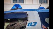 Volkswagen e-up! della Polizia di Stato