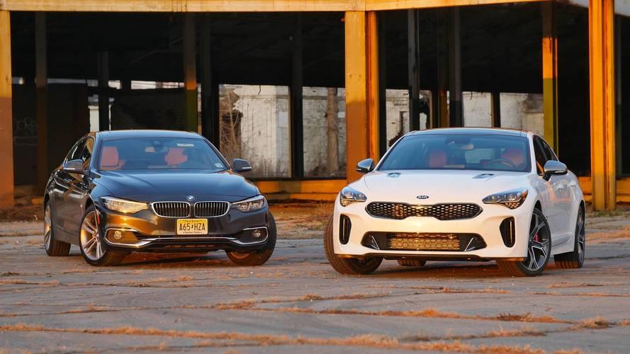 Comparativo - Novo Kia Stinger faz frente ao BMW 430i Gran Coupe?