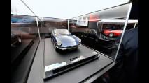Ferrari Store di Roma, la mostra di modelli in scala Amalgam 061
