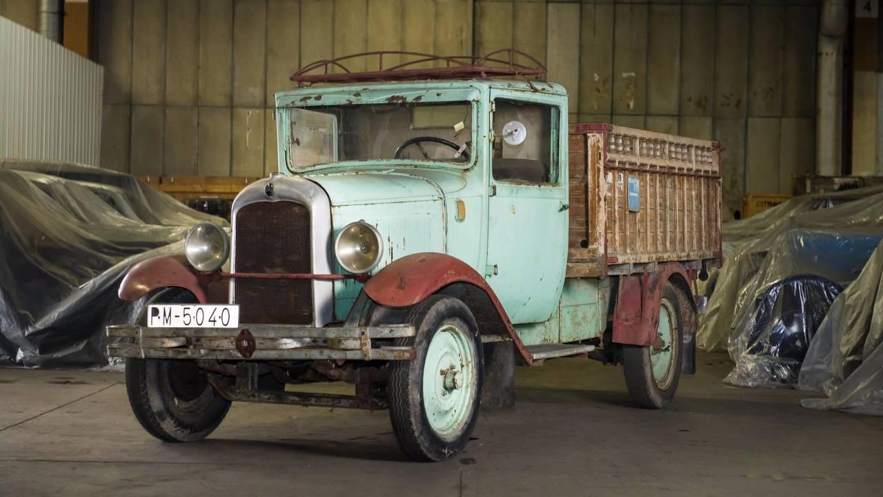 1930 Citroën C4 Plateau