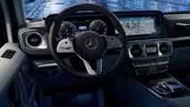 2019 Mercedes G-osztály utastér