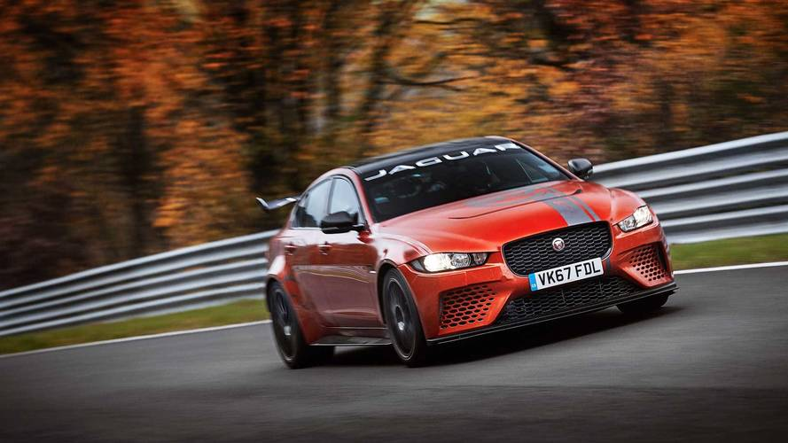 Jaguar Has Improved The XE SV Project 8 Since Its Debut
