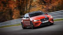 Jaguar XE SV Project 8 Record