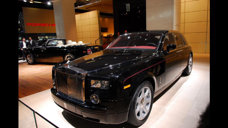 Rolls-Royce al Salone di Francoforte 2007