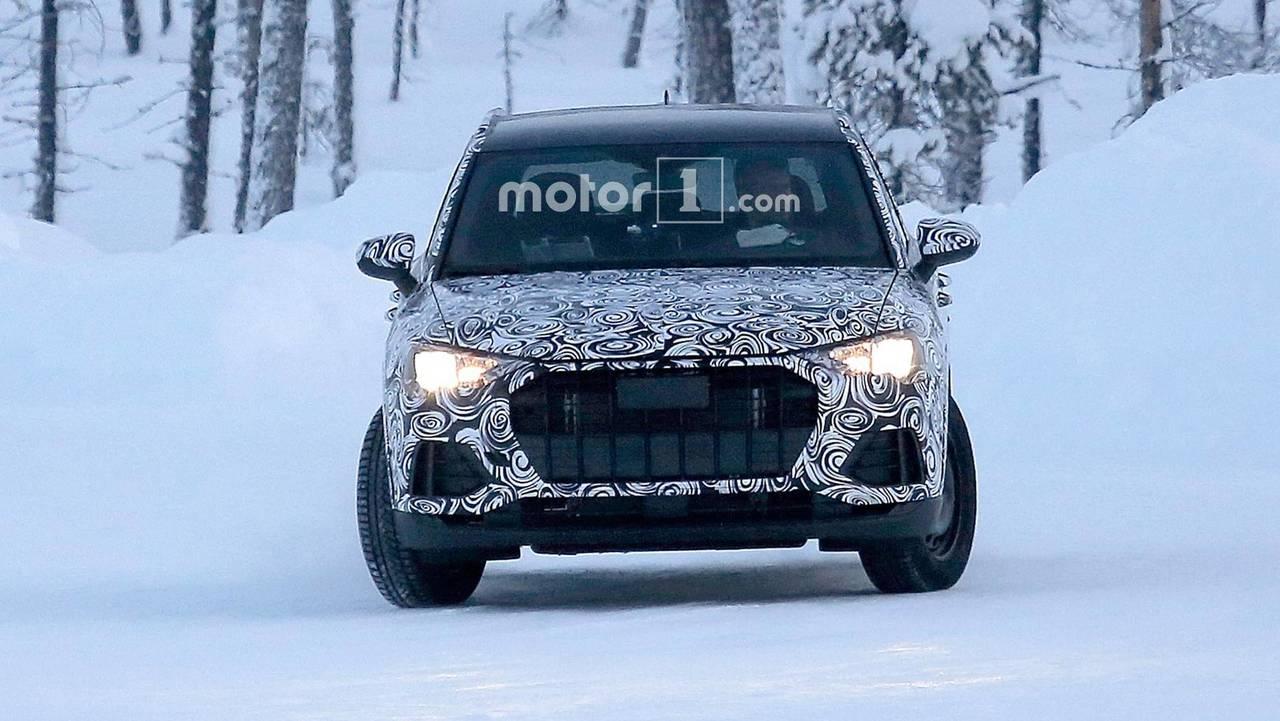 Audi q3 plug in hybrid 2018