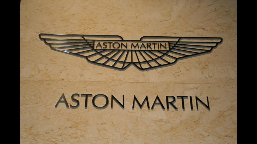 Aston Marrtin al Motor Show 2008