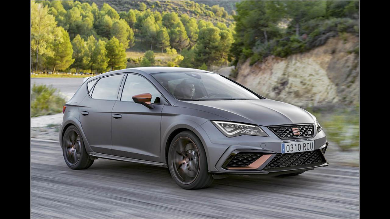 Im Test: Der Seat Leon Cupra R