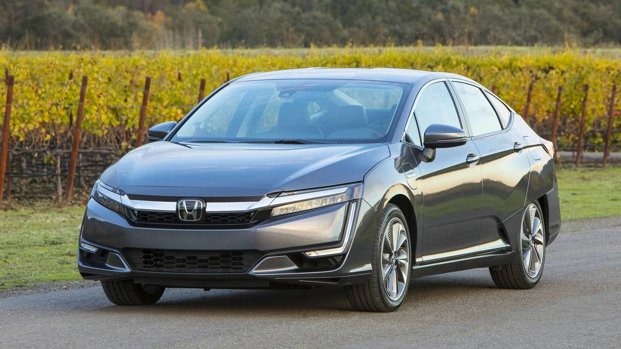 2018 honda clarity phev first drive plugging into the mainstream. Black Bedroom Furniture Sets. Home Design Ideas