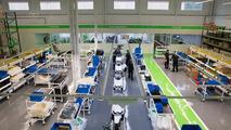 Nueva fábrica de scooters eléctricos Scutum
