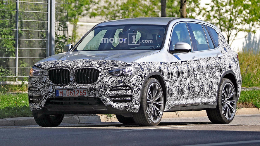 2018 BMW X3 Will Make Its Debut On June 26