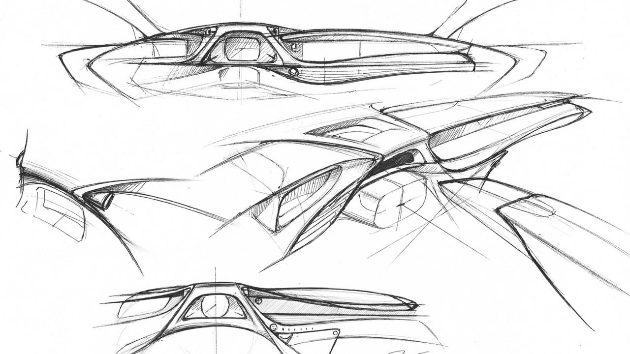new bmw hybrid sports car