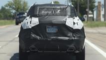 Jeep Cherokee 2018 fotos espía