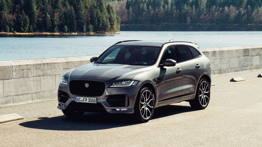 Jaguar F-Pace'e AC Schnitzer güncellemesi