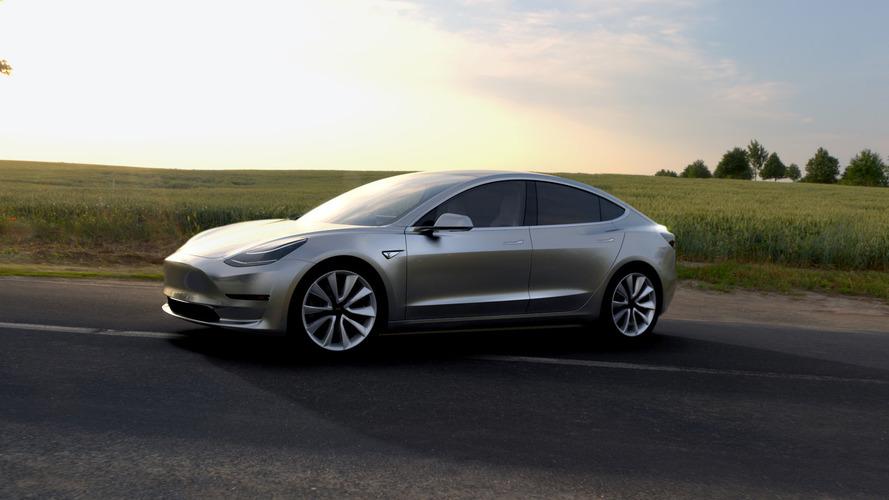 Tesla Model 3'te 63,000 siparişi iptal edildi